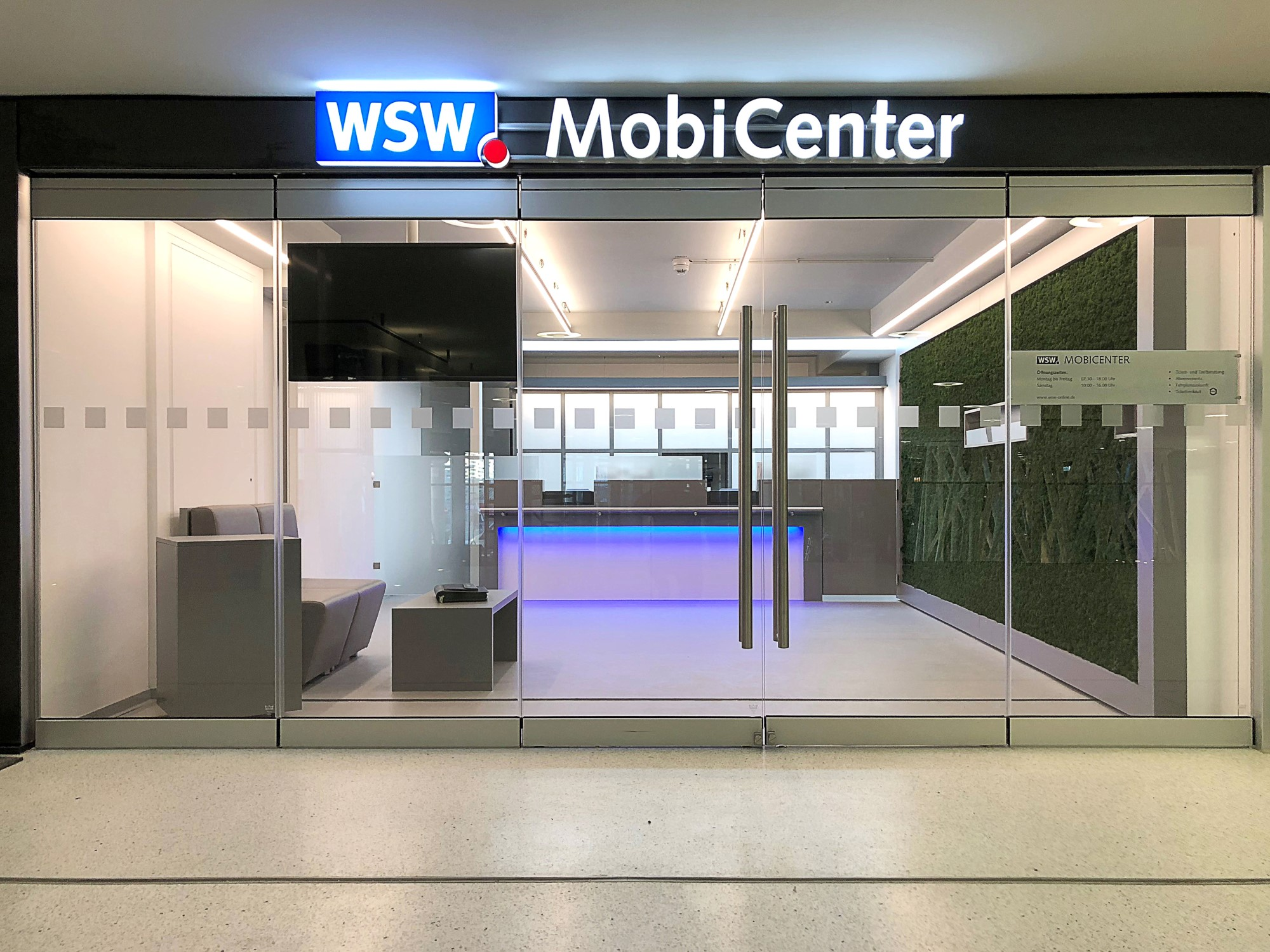 WSW Mobicenter